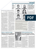 22-08-2014 Rescatan a maestra plagiada y detienen a 6 delincuentes
