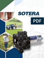 Sotera Diaphragm Pumps (DV Motor)
