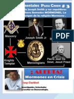 Documental Para Creer 3 Masones y Mormones