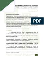 Breve Historico Acerca Das Constituições Brasileiras e o Controle de Constitucionalidade