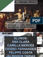 Ética Socrática e Jurídica - Versão Final