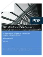 ROP Mainframe Data Services