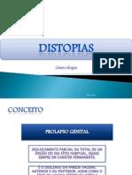 DISTOPIAS
