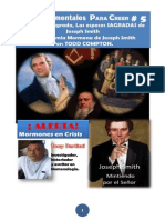 Documentales Para Creer Nº 5 Las Esposas Sagradas de Joseph Smith, Polígamia Mormona.