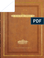 Banco de Chile. Patrimonio de Todos Los Chilenos. (2011)