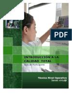 Manual Introduccion Calidad U2