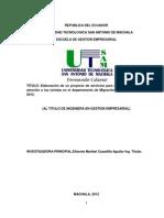 Univerdidad Tecnologica San Antonio de Machala.docx Trabajo de Inv. Diseño Teorico