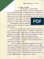 Carta de E. García Velloso a Unamuno (1923)