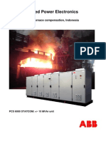 Pcs 6000 Statcom Industry Furnace En