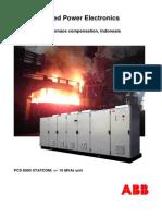 Pcs 6000 Statcom Industry Furnace En
