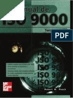 Manual de ISO 9000 3a Ed Peach Robert W Author PDF