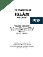Essence of Islam-5