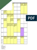Mj Timetable Spring1
