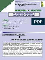 Ordenanza Municipal - Grupo 7