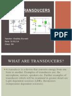 6A - Transducers