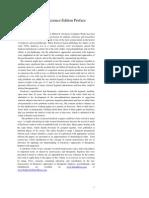 General Brief Editor's Neuroscience Edition Preface