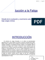 Introduccion a La Fatiga