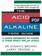 The Acid Alkaline Food
