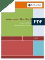 PSU EMSA AssessmentHandbook 0