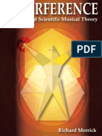 Interference - A Grand Scientific Musical Theory - Third Edition