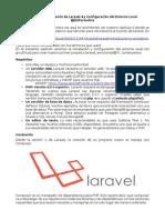 Serie LaravelPHP DevAcademy Cap1