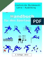 Handbuch Sportausbilder 2012