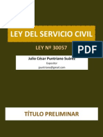 Ppt Ley Del Servicio Civil-2