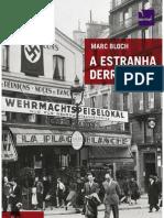 A Estranha Derrota- Marc Bloch