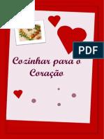 LivroReceita Cozinhar Para o Coracao