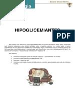 1 - hipoglicemiantes - farmacologia