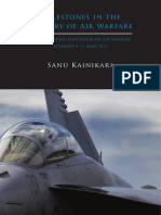 Milestones in the History of Air Warfare