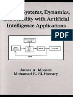 Electric Systems Dynamics and Stability With Artificial Intelligence Applications