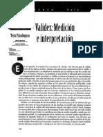 Anastasi y Urbina - Tests Psicologicos - Cap 6 - Ed 7