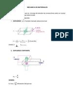 Esfuerzo Mecanica de Materiales.docx