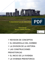 Arquitectura de La Prehistoria (1)