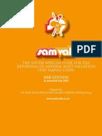 Samval Code 2009