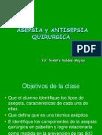 5.Clase Asepsia Médica y Quirúrgica