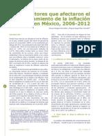 002 Factores Que Afectaron El Comportamiento de La Inflacion