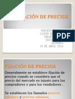 FIJACIÓN DE PRECIOS.pptx