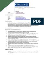 edtech541-f14 syllabus