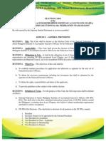 NF JPIA Election Code 2014