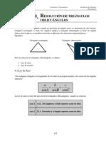 triangulos ablicuangulos