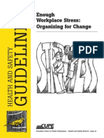 (Psychology, Self-help) Enough Workplace Stress - Organizing for Change