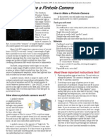 Pinhole Camera Web (1)