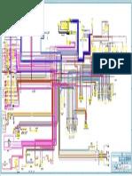 Diagrama Eléctrico OMC Transmisión Manual y Automática A685 001 64 99
