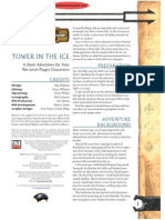 TSRDungeons&Dragons3.5TowerintheIce