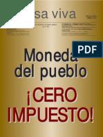 Moneda Pueblo