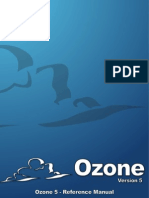 Ozone 5 Reference Manual