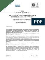 Microbiologia General Guia de Practicas 2014- II