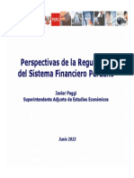 Regulacion Del Sistema Financiero Perano